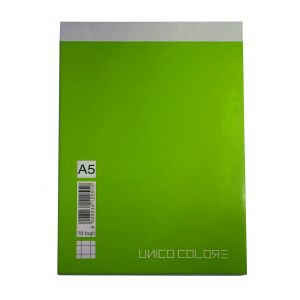 Blocco Notes A5 Fg.70 Gr.60 5mm 0180807