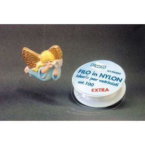 Filo Nylon 0,40 100 Mt. 04404