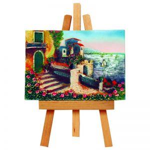 Cavalletto Pittura Mini H.cm.23 5415