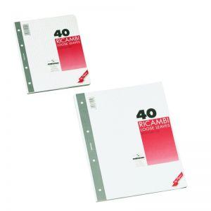 Ricambio A4 Fg.40 Bianco Rig.b 00629030B