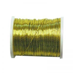 Nylon Filo Rame Mt.23 Oro 05580
