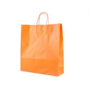 Shopper 18x 7x24 Twisted Orange 072079