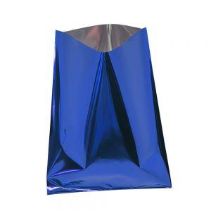 Busta Metalliz.f/p 35x50 Blu Pz.50 07743