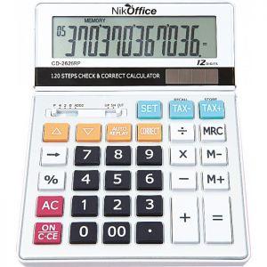 Calcolatrice 12 Digit Cd 2626 Rp 08NIK015/1