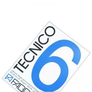 Fabriano Tecnico 6 29,7x42 Lis.20fg. 09829742