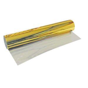 Plasticromo Oro/arg.sp.20/100 Mt.2x55cm 09858
