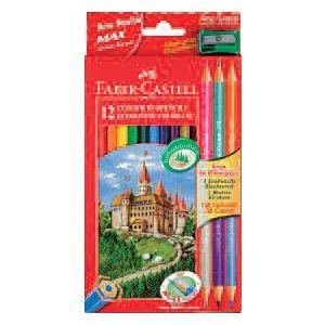 Colore Legno X 12 Faber 11121202