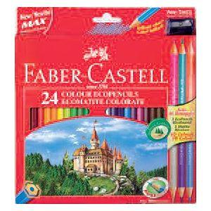 Colore Legno X 24 Faber 11122402