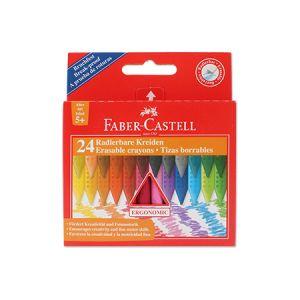 Pastello A Cera Faber X 24 Grip 122521