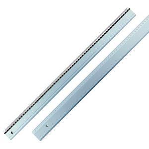 Riga Cm.50 Architetto Alluminio 13503