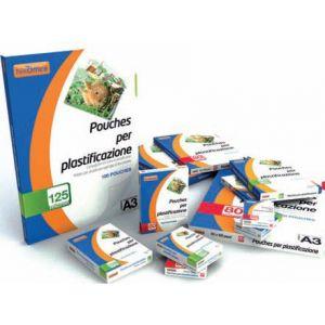 Pouches Per Plastific.65x95 Mic 125 13NIK042