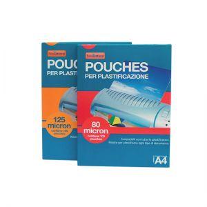 Pouches Per Plastific.75x105 Mic 125 13NIK048/2