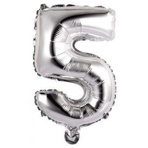 Numero 5 Silver Cm.18 14845S