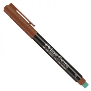 Penna Faber Oh-lux Perm.marrone 151378
