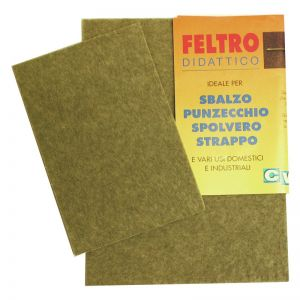 Feltro Cwr 10x15 Alta Densita` 1582/1