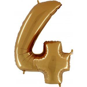 Numero 4 Gold Cm.102 15844G