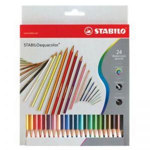 Colore Acquacolor Stabilo X 24 1624/3