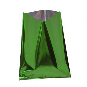 Busta Metalliz.f/p 35x50 Verde Bosco Pz. 16434
