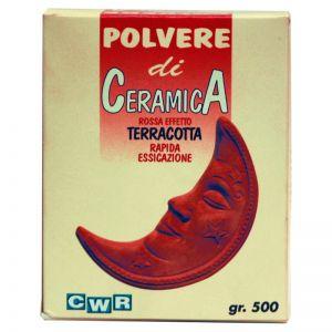 Polvere Di Ceramica Terrac.500gr. 2075
