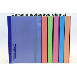 Cartella Con Elastico D.3 Assortite 23NIK099