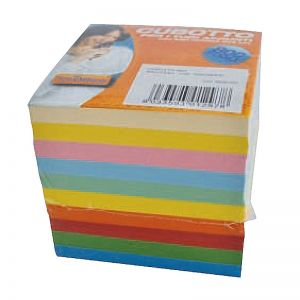 Cubotto 9x9 Fogli 800 Colorato 30NIK052