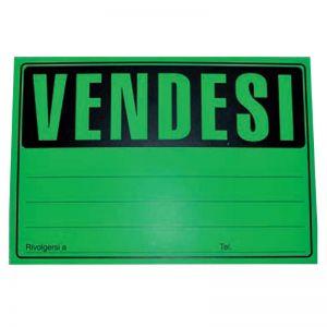 Cartello Vendesi 41NIK037
