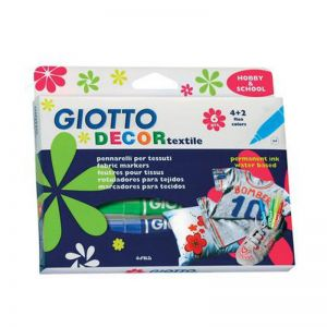 Bustina 6 Giotto Textile 494800
