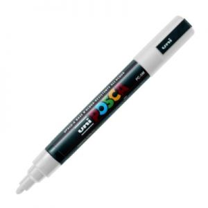 Uni Posca Bianco 593 52501