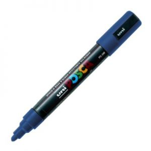 Uni Posca Bleu 579 52503