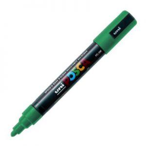 Uni Posca Verde Scuro 555 52504