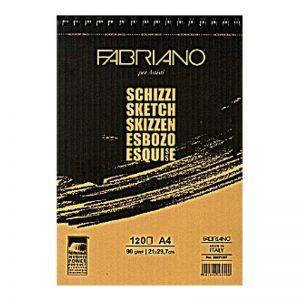 Blocco Schizzi 90g. A4 Color. 57721297