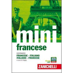 Dizionario Francese Mini 2.ed 8420992