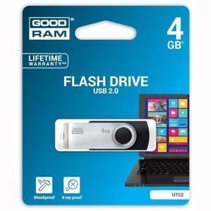 Pen Drive Goodram 4gb Usb 2.0 92071