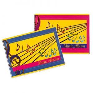 Album Musica 17 X 24 Blasetti B1399
