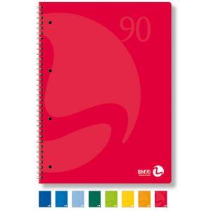 Blocco Spiralato A4 Color Fg.60 1r BM2867