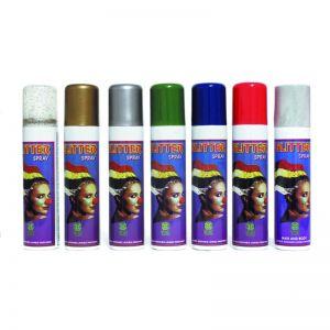 Glitter Spray Colori Ass.ml.75 C7220