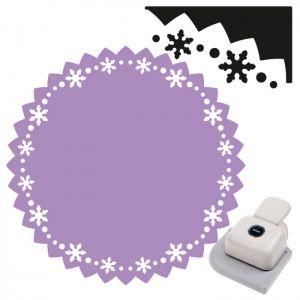 Fustella Centrino Fiocco Neve CPR03