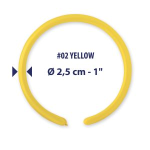 Pallonc.modell.160 Past.giallo Pz.100 D2-02