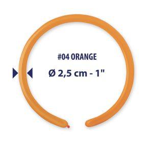 Pallonc.modell.160 Past.arancio Pz.100 D2-04