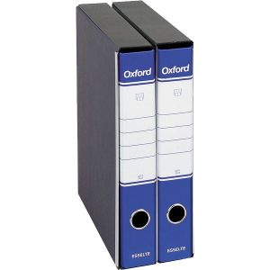 Raccoglitore Oxford Dorso 5 Blu G840500