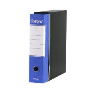Raccoglitore Oxford Dorso 8 Blu G850500