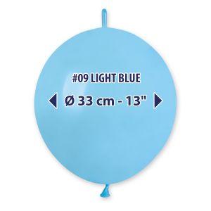 "Palloncino 13"" Past.blu Ch. Pz.100 GL13-09"