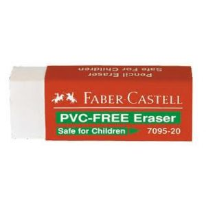 Gomma Faber Castell 1895/20-7095/20 189520