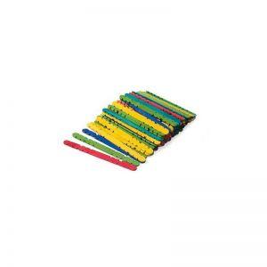 Stecche Legno Colorate Pz.100 KD1015