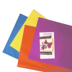 Carta Velina Rosso Scuro V91